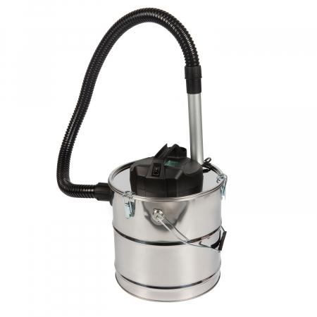 Aspirator cenusa 1200W ,18L, DeToolz DZ-CI106, INOX [3]