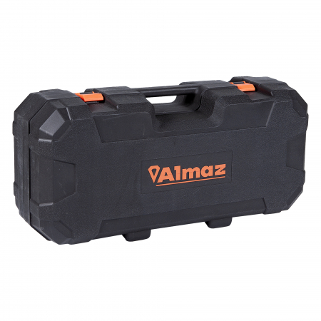 Slefuitor pentru pereti, 750W, Ø215mm, pliabil si extensibil, valiza transport, ALMAZ AZ-EC006 [5]