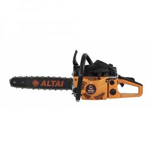 Drujba pe benzina ALTAI BP3850, motofierastrau ,4 Cp ,52 Cc, lant+lama 40 Cm2