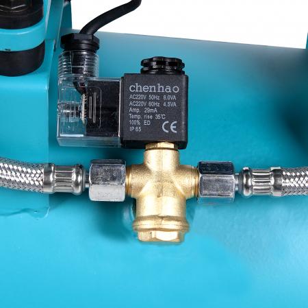 Compresor fara ulei 1500W, capacitate 30L, 135L/min , Detoolz DZ-C266 [4]