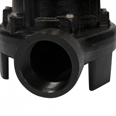Pompa apa submersibila WQD1500DF 1500W cu tocator si plutitor Detoolz DZ-P107 [2]