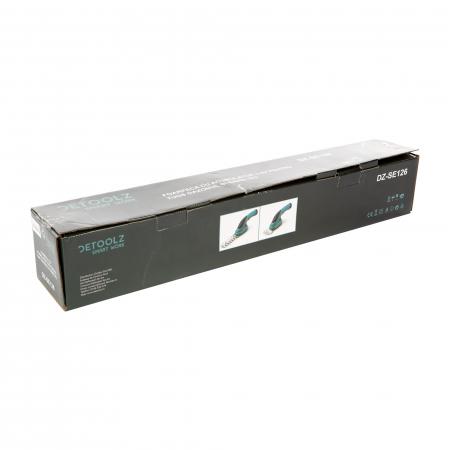 Foarfeca cu acumulator Detoolz DZ-SE126 3.6V pentru tuns gazonul/gard viu [6]