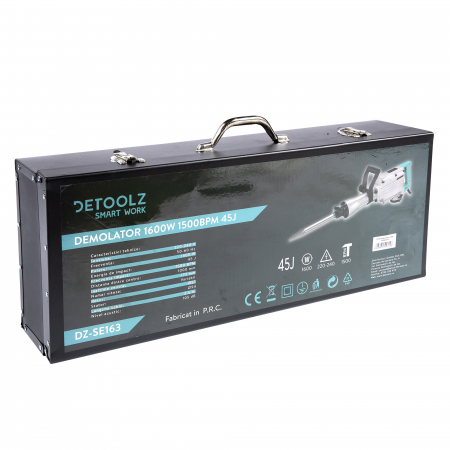 Ciocan Demolator Detoolz DZ-SE163, 1600W, 1500bpm, 45J [1]