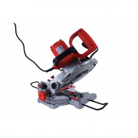 Ferastrau circular RAIDER ø210mm 1200W laser cu taiere la unghi RD-MS21 [1]