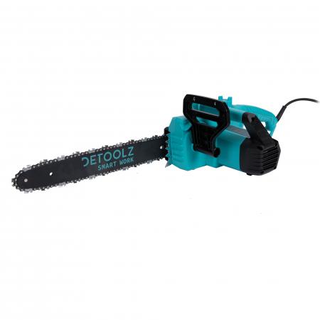 Fierastrau,drujba electrica cu lant Detoolz DZ-D102, 2000W 151D + accesorii [1]
