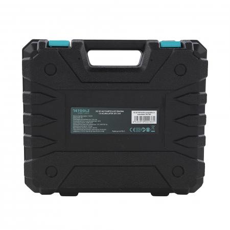 Foarfeca electrica de gradina cu acumulator 20V 2Ah, Detoolz DZ-SE148 [6]
