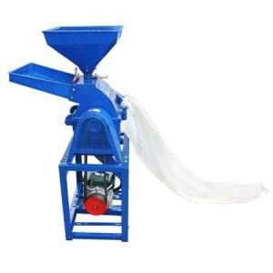 Moara Cereale cu Ciocanele, 2.8KW, 400Kg/Ora + Tocator Furaje Electric ( 2 in 1 ) GF-08920