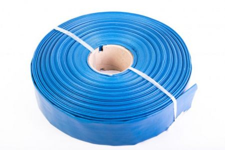 """Furtun apa refulare Flat PVC 1"""" 100M0"""