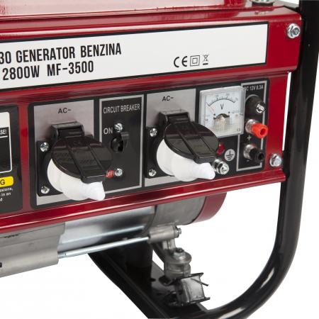 Generator benzina 2200W Micul Fermier MF-2500 [5]