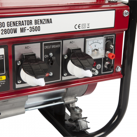 Generator curent electric Micul Fermier 2800 W, MF-3500 [9]
