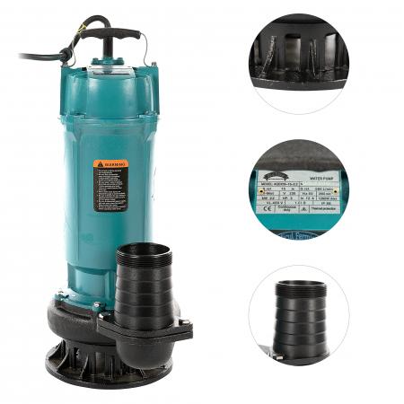 "Pompa apa submersibila, Micul Fermier GF-2053, QDX35-15M 2.2KW 3"" [1]"
