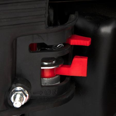 Motocositoare pe benzina cu lama si roti, 4 Timpi, 6.5CP, 196cc, Micul Fermier GF-2207 [8]