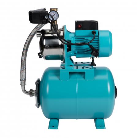 Hidrofor 0,75kW/1HP AUJET 100SS, bobinaj cupru Detoolz DZ-P103 [1]