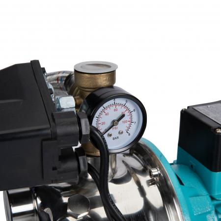 Hidrofor 0,75kW/1HP AUJET 100SS, bobinaj cupru Detoolz DZ-P103 [5]