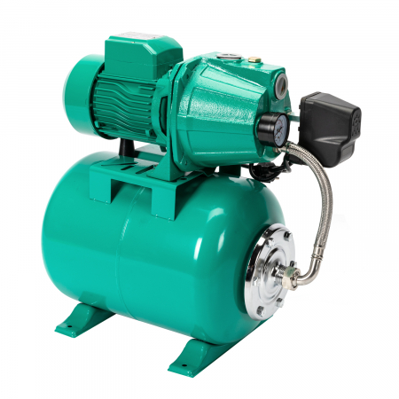 Hidrofor cu pompa autoamorsanta din fonta 1,5kW, Autojet 100SS Micul Fermier GF-1473 [5]
