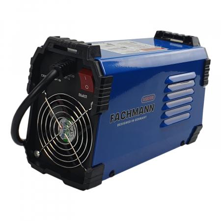 Aparat de sudura , invertor Fachmann 311DK , 310Ah, cablu sudura 3m, racire cooler (ventilator) 1.6mm-5.00 electrod [3]