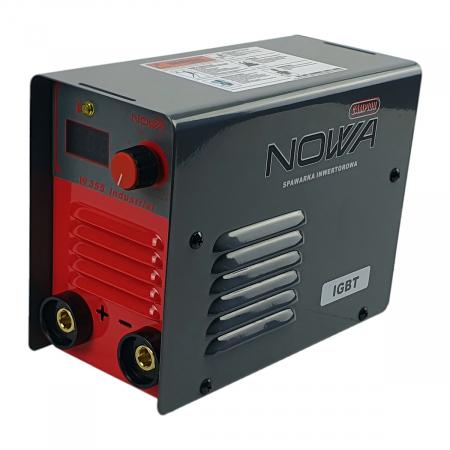 Aparat de sudura, invertor NOWA W355, 355 ah, cablu sudura 3m, + accesorii, Polonia [2]