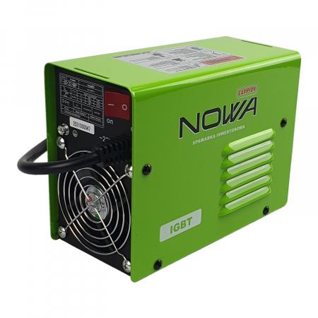 Aparat de sudura, invertor NOWA 400DK, 400Ah, valiza transport, accesorii incluse, cablu sudura 3m, afisaj digital [3]
