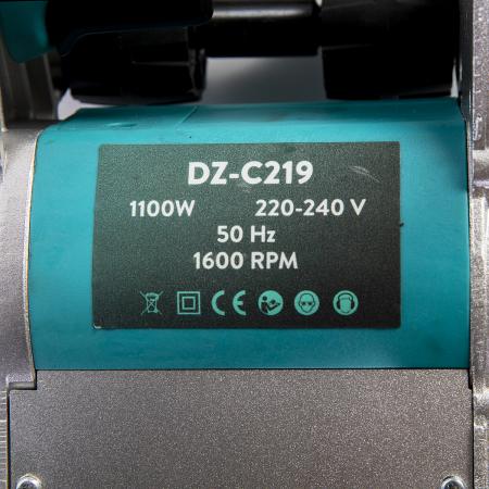 Masina caneluri pentru rigips si zidarie moale Detoolz DZ-C219 [2]
