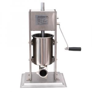 Masina de umplut carnati, verticala, capacitate 3 kg, INOX calitate superioara1