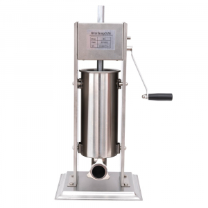 Masina de umplut carnati, verticala, capacitate 5 kg, INOX calitate superioara1
