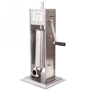 Masina de umplut carnati, verticala, capacitate 5 kg, INOX calitate superioara2