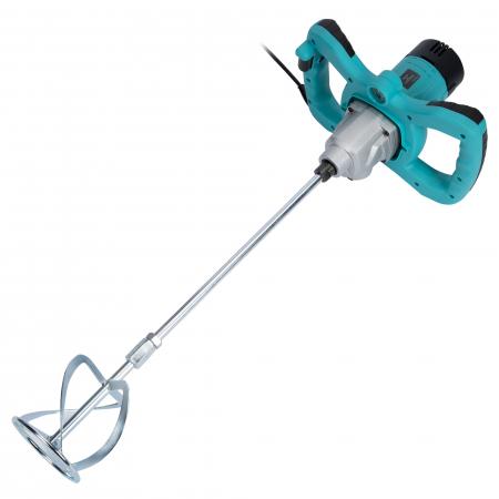 Amestecator mixer vopsea/mortar 1300W, mixer, 2 viteze Detoolz DZ-C205 [0]