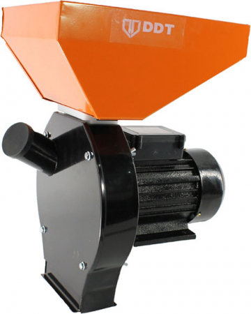 Moara Cuva Mare macinat cereale, boabe si stiuleti, DDT, 3500 W, 3000 rpm, 200 kg/h [0]