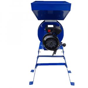 Moara electrica cereale,CUVA MARE,cu suport,Ruseasca,3500 W,3000 rpm,200 Kg/h,BOBINAJ CUPRU, Model 20201