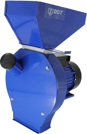 Moara electrica cu ciocanele pentru cereale si stiuleti, DDT, 3.5 kW, 3000 rpm, 200 kg/h [0]