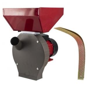 Moara cu ciocanele Mogilev 3.5KW, 200Kg/ora, pentru uruiala cereale si stiuleti0