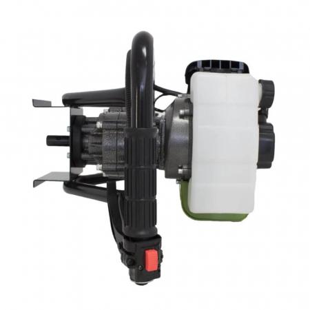 Motoburghiu PROCRAFT GD62 + burghiu 150 x 800mm, 2.5 Cp, 58 Cm3 [1]