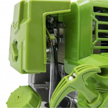 Motocoasa de umar Stromo Kraft SC5200 , Patent Germany, 6 Cp, 4 timpi, 4500W, 10000 Rpm, 4 moduri de taiere [3]