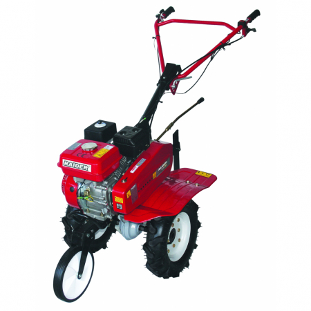 Motocultor pe benzina 7 CP, 2+1 viteze Raider  RD-T04 [0]