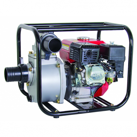 "Motopompa pe benzina RAIDER RD-GWP01, 4.1 kw, 4 timpi, 2"" toli, 3600 rotatii / minut [2]"