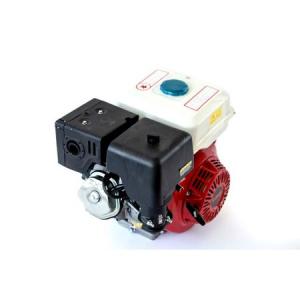 Motor pe benzina 9 CP, 4 timpi, OHV, ax 24mm cu pana, GF-0344, Micul Fermier [2]