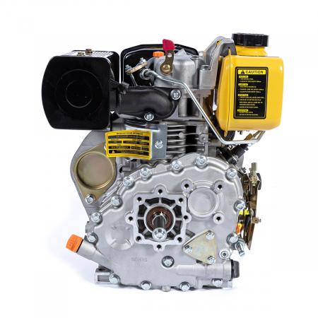 Motor DIESEL ( motorina ) Micul Fermier GF-0356, 10 CP, 4 timpi, 186FA, 418 Cc, 7.7 KW, 1300 Rpm [4]