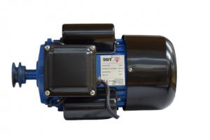 Motor electric monofazat, DDT, 2.2 KW, 3000 rpm, 2 condensatori, corp fonta, bobinaj cupru [2]