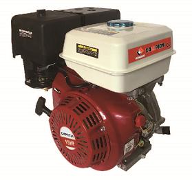 Motor pe benzina Campion CMP0725, 17 Cp, 4 timpi, OHV, ax pana 25 mm [0]