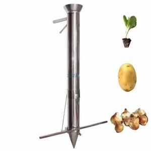 Plantator manual de rasaduri din INOX0