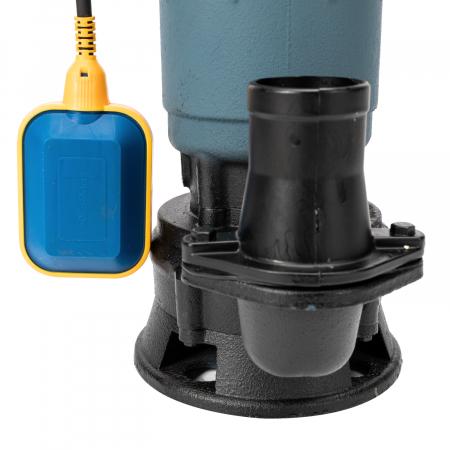 Pompa apa murdara cu plutitor Eurotec WQD10-8-3.0 PU205 PLUTITOR, 3000W, 25 MC/H, IH 20M [5]