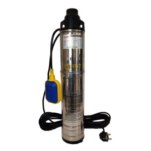 Pompa submersibila cu plutitor, DDT, QGD120, 1.1 kW, Inox, 3 m³/h,Model 20201