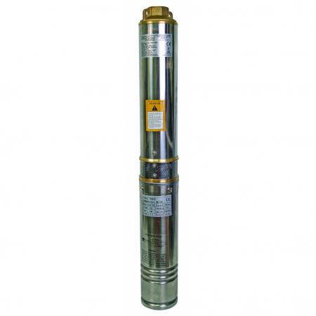 "Pompa submersibila apa curata 0.7KW,1.1/4"", 65L/min, 45m, 6 Turbine Raider RD-WP31 [0]"