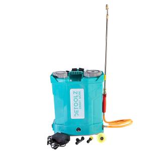 Pompa stropit acumulator, vermorel 16L, 12 V, 6 bari, 8 A, Detoolz (DZ-P109) [0]