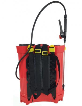 Pompa stropit electrica Elefant 18Litri, 5 Bar, reglaj presiune, vermorel cu baterie acumulator 12V [3]