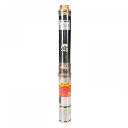 Pompa submersibila, apa curata, tun lung 100QJD5/8-1.1 u ALBASTRU Micul Fermier GF-0709 [0]