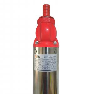 Pompa submersibila de mare adancime, VAA, QJD120-1.5, 1500 W, 8 turbine, Inox [1]