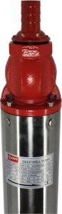 Pompa submersibila de mare adancime, DDT, QJD12-120-1.8, 1800 W, 8 m³/h, 12 turbine, Inox1