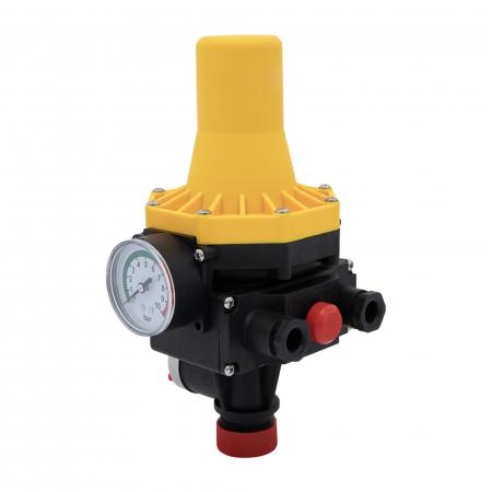 Prescontrol automat pentru pompe submersibile, hidrofor, 1100W, 10 bar, Campion CMP0655 [1]