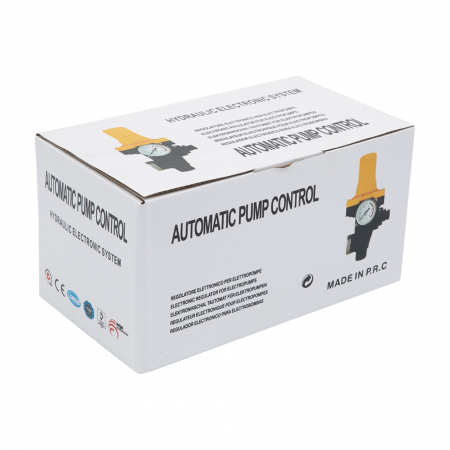 Prescontrol automat pentru pompe submersibile, hidrofor, 1100W, 10 bar, Campion CMP0655 [2]